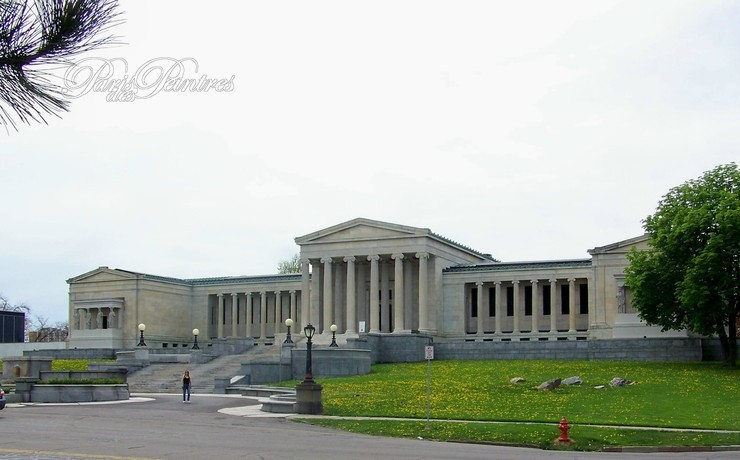 Albright-Knox Art Gallery, Buffalo, NY (États-Unis) Image 1